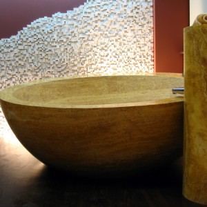 Orion   Yellow Travertine