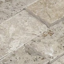 Olbia   Silver Travertine1