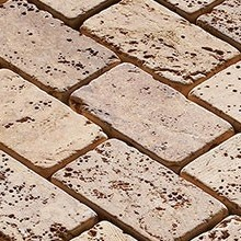 biscota yellow travertine   natural stone naturste